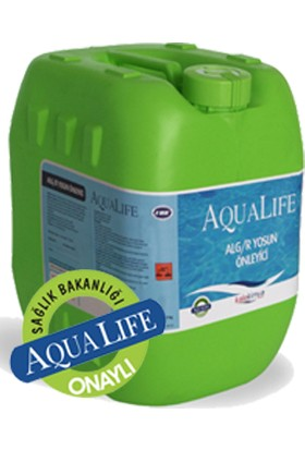Aqua Life Havuz Suyu Parlatıcı 20 Kg