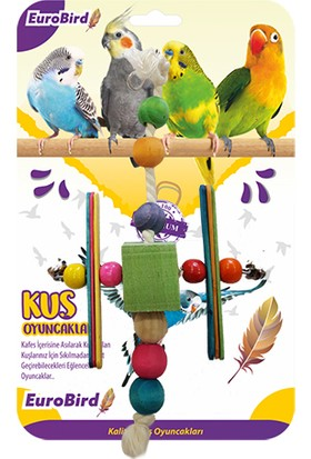 Eurobird Kuş Oyuncağı H Şekilli (ky79)