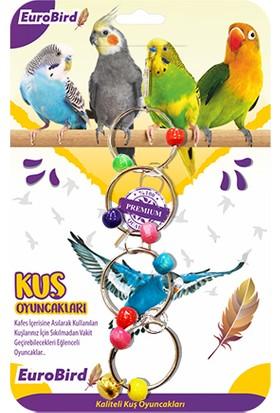 Eurobird Kuş Oyuncağı Dörlü Halka (Ky34)