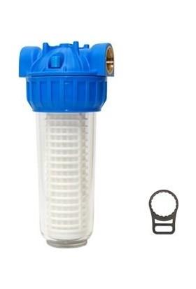 Aquafer 112 Yk2 Yıkanabilir Filtre 1,1/2 İnc 100 Micron Yıkanabilir