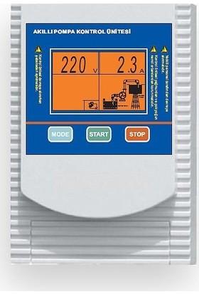 Epc 0,75 - 4 Kw Trifaze Dalgıç Pompa Koruma Ve Kontrol Panosu - Dijital Ekran,Türkçe Menü