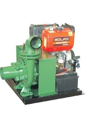 Akın Pompa Dzl-Stp425 Dizel Su Motoru Motopomp 11 Bg 3200 Devir