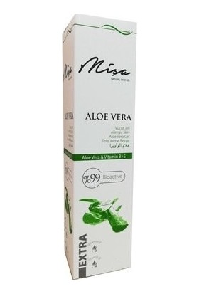 Mişa Aloe Vera Vücut Jeli 200ml.