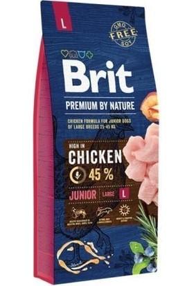 Brit Premium Tahılsız Tavuklu Büyük Irk Yavru Köpek Maması 15 kg