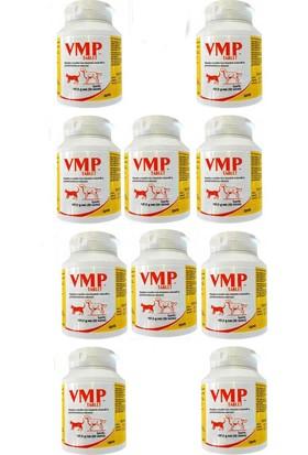 Zoetis VMP Kedi ve Köpekler İçn Vitamin Tableti 10 Kutu