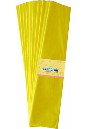 Lino Lüx Krepon Kağıdı Sarı 10Lu 50X200 Pa-014-Sr