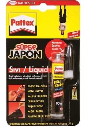 Pattex Yapıştırıcı Japon Süper Hızlı 10 Gr 1792002