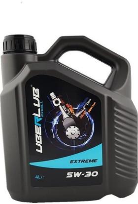 Uberlub Extreme 5W30 Tam Sentetik Motor Yağı 4 lt