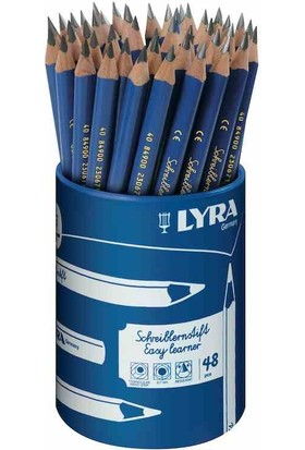Lyra Alıştırma Kalemi Easy Learner 48 Li1733480