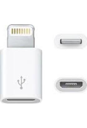 Codegen Apple iPhone iPad iPod Lightning Micro Usb Çevirici Dönüştürücü CDG-CNV72