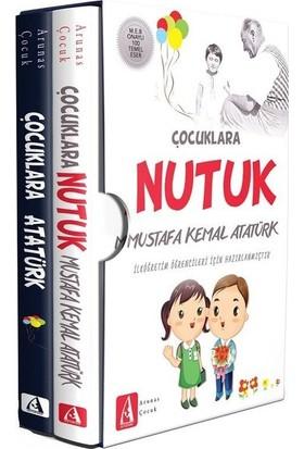 Çocuklar İçin Atatürk Kutulu Set 2 - Mustafa Kemal Atatürk