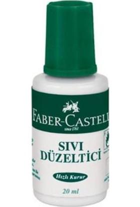 Faber-Castell Sıvı Düzeltici 20ml 169300 Tekli