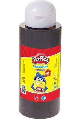 Play-Doh Parmak Boyası 500Ml Siyah Play-Pr015