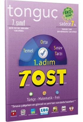 Tonguç Akademi 7. SINIF TOST 1. ADIM