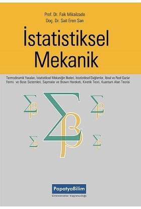 İstatistiksel Mekanik - Faik Mikailzade