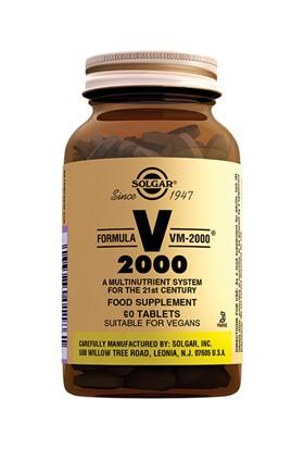 Solgar Vm 2000 60 Tablet