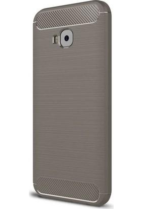 Gpack Asus Zenfone Live ZB553KL Kılıf Room Silikon +Cam+Kalem