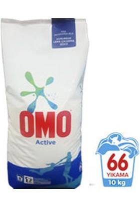 Omo Matik 10kg Toz Deterjan Beyazlar İçin - Yeni Ürün