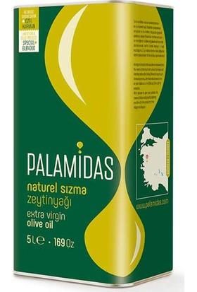 Palamidas - Özel Harman Soğuk Sıkım Nat. Sızma Zeytinyağı 5 lt