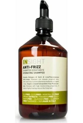 Insight Anti Frizz Kabaran Saç Nemlendirici Şampuan 400 ml
