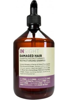 Insight Damaged Hair Yıpranmış Saç Onarıcı Şampuan 400 ml