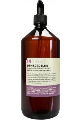 Insight Damaged Hair Yıpranmış Saç Onarıcı Şampuan 900 ml