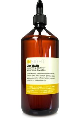 Insight Dry Hair Kuru Mat Saçlar İçin Besleyici Şampuan 400 ml