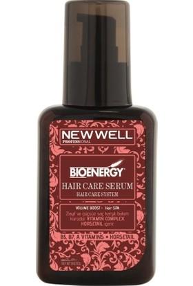 Newwell Bioenergy Argan Saç Bakım Serumu 100 ml