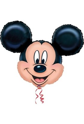 Miray Süs Folyo Balon 24Inc Mıckey Mouse Insıder 60Cm Anagram Marka Pk:1
