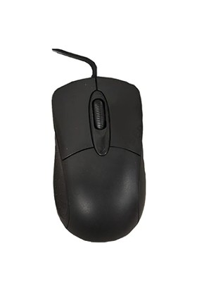 Gigasus MS-122 - 1000 DPI USB Optik Kablolu Mouse USB 2.0