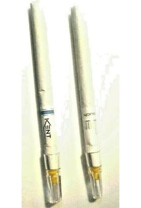 Pufai Slender Sigara Filtresi Tar Katran Süzer 7Mm Uyumlu 250 Adet 1 Paket