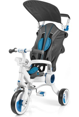 Galileo Strollcycle Bisiklet Mavi Siyah