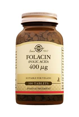 Solgar Folacin (Folic Acid) 100 Tablet