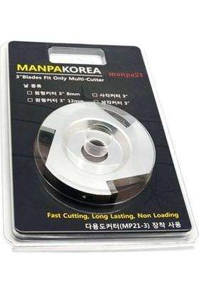Manpa Mp21-5-3 Quadrangle Cutter Kare Bıçak