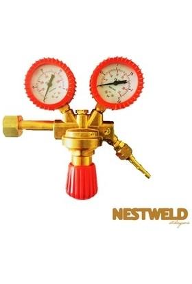 Nestweld Nw-138 Basınç Düşürücü Asetilen