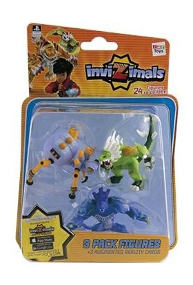 Imc Toys İnvizimals 3'Lü Paket