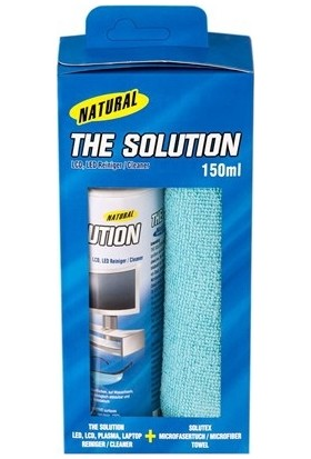 The Solution LCD Ekran Temizleyici 150ml