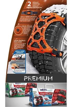Mefa Zincir Kar Paleti X Large Premium