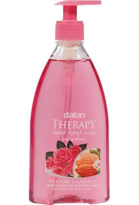 Dalan Yaban Gülleri Ve Badem Yağı Therapy Sıvı Sabun 400 ml