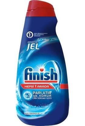 Finish Hepsi Bir Arada Konsantre Jel 700 ml