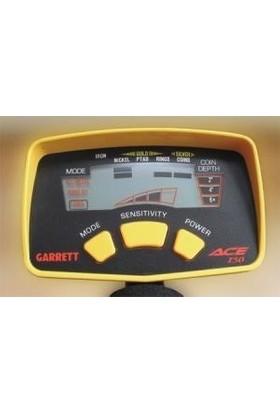 Garrett Dedektör Ace 150 + Karma Performans Başlık (33 Cm)
