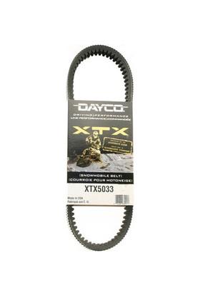Dayco Xtx5033 Yamaha Apex Kar Aracı Kayışı 8Dn-17641-01-00 8Gs-17641-00