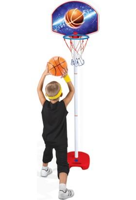 Dede Ayaklı Basketbol Set