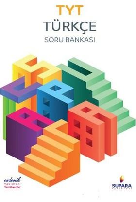 Supara Tyt Türkçe Soru Bankası - Tyt - Supara Yayınları (B)