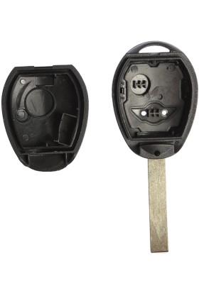 Esan Mini Cooper 2 Butonlu Anahtar Kabı Kumanda Kabı