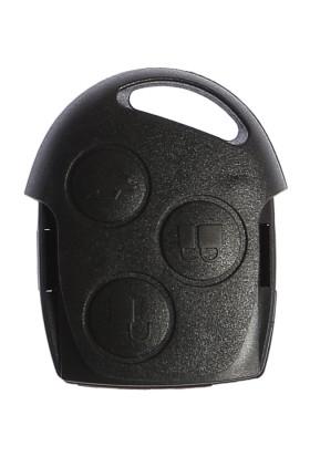 Esan Ford 3 Butonlu Anahtar Kabı Kumanda Kabı
