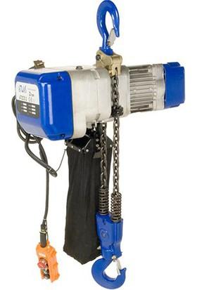 Atlas Atzcs2 Elektrikli Zincirli Vinç Sıvı Yağlıtrifaze 380Volt 2 Ton Kapasite