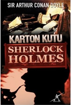 Karton Kutu Sherlock Holmes-Cep Boy-Sir Arthur Conan Doyle