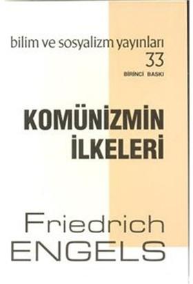 Komünizmin İlkeleri-Friedrich Engels
