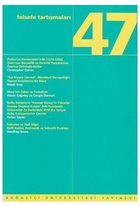 Felsefe Tartışmaları Sayı: 47-Geoffrey Bowe
